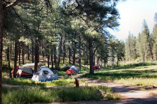 Hot Spring Yoga Camping Retreat Higher Altitude Yoga